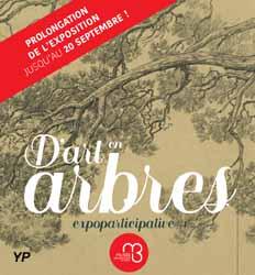 Visite-express de l'exposition D'art en arbres (Yalta Production)