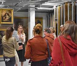 Visite des réserves (Musée des beaux-arts de Brest)
