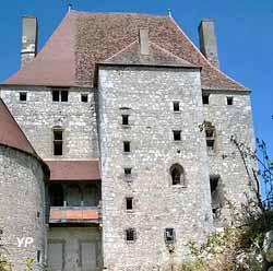 Château de Fourchaud (G. Montagne)