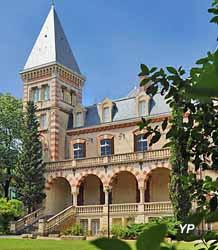 Château et parc de la Gayonne
