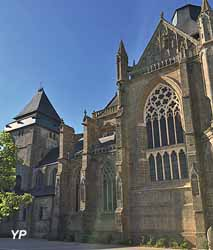 Basilique Notre-Dame de l'Epine (Ville d'Évron)
