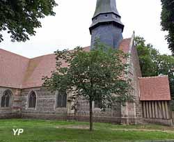 Église Saint-Aubin (Association Mémoires de Doudeauville-en-Vexin)