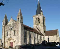 Église Saint-Ouen de Rots (Association du Patrimoine l'Art Osé)