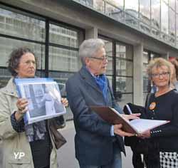 Parcours commenté dans le VI° arrondissement de Lyon (Chantal Jane Buisson)
