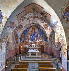 Église Saint-Victor (accueil touristique et culturel mairie de Saint-Victor-et-Melvieu)