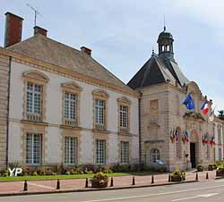 Hôtel de Ville - ancien Palais Épiscopal (Collection Lac du Der)