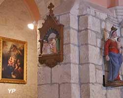Église Saint-Pierre-ès-Liens de Cazillac (Yalta Production)