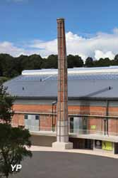 Centre International d'Art Verrier et ses nouvelles extensions (Guy Rebmeister)
