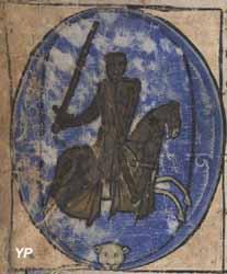 Charte des libertés et franchises (détail), 1260 (Archives municipales de Villefranche-sur-Saône, AA1)