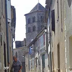 Église Saint Genès