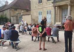 Parc du château de Pouilly