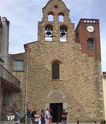 Église Saint-Assiscle et Sainte-Victoire (Bureau d'information touristique de Sorède)