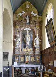Retable Saint Blaise