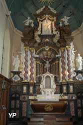 Retable du maître autel