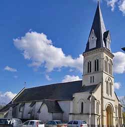 Église Saint-Léonard (Association des Amis de Saint Léonard des Rives de La Seiche)