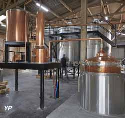 Distillerie d'Hautefeuille (OT Avre Luce Noye)