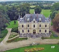 Château de Fleyriat (Domaine du château de Fleyriat)