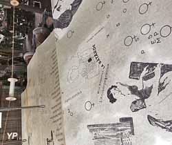 Les Ailes de Bernard - ancienne usine Perrier