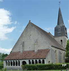 Église Saint-Germain (Mairie de Boësses)