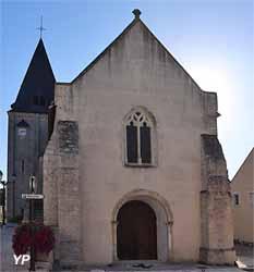 Église Saint-Saturnin (Mairie de Limeray)