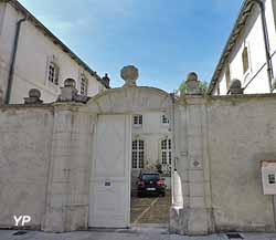 Hôtel de Rouyn (dit hôtel de Rozières) (L. Hauterive)