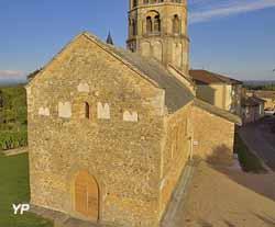 Église Saint-Pierre et Saint-Paul (Mairie de Chânes)