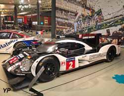 Porsche 919 Hybrid (Automobile Club de l'Ouest)