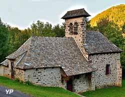 Chapelle de Lez (Commune de Taussac)