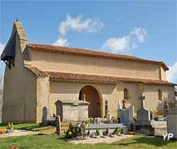 Église Saint Jean-Baptiste (Mairie de Lourties-Monbrun)