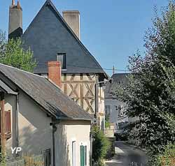 La Chapelle-d'Angillon (Mairie de la Chapelle-d'Angillon)