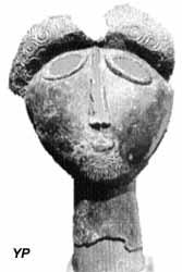 Site Protohistorique de Montserie (JC Roge)
