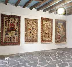 Musée des Tapis d'Ingrandes sur Loire (Association Tapis de Tradition-Trad)