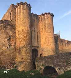 Château de Montreuil Bonnin (Dupont de Beaucorps)