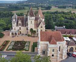 Château des Milandes (Château et jardins des Milandes)