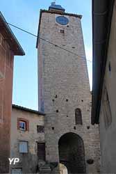 Donjon de Craponne (Mairie de Craponne-sur-Arzon)