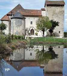Maison-Forte de Champrovent (partie Félix) (association Ladefenseduchat)
