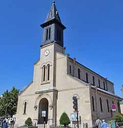 Église Sainte-Geneviève (Mairie de Rosny-sous-Bois)
