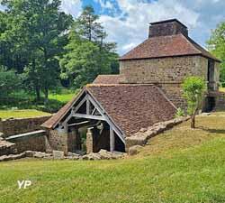 Site des Forges (Le Champ-de-la-Pierre)