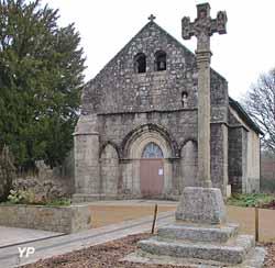 Église de la Nativité de la Sainte-Vierge et de Saint-Antoine de Padoue (Commune de Cheissoux)