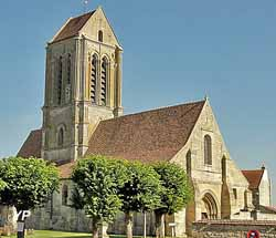 Église Saint-Clair (Association pour la Sauvegarde et l'Animation de l'église Saint Clair d'Hérouville-en-Vexin)