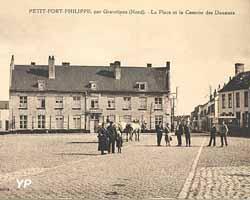 Petit Fort Philippe (Ville de Gravelines)