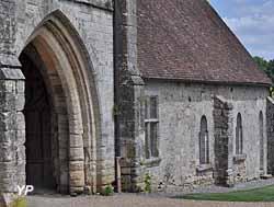 Abbaye de Saint-Evroult Notre-Dame des Bois (association  Sur les Chemins de l'Abbaye de Saint-Evroult en Ouche)