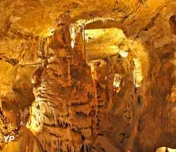 Grottes de Soyons - site archéologique de Soyons (Michel Rissoan)