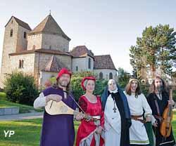 Eglise Saints Pierre et Paul - ancienne abbatiale (Latelier Gisèle JACTAT)
