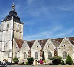 Église Saint-Pierre (Bretoncelles Patrimoine et Nature)