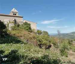 Jardins de Saint Hilaire ou Salle Jeannette Roux selon le temps