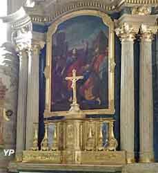 Église Saint-Paul et Saint-Pierre de Chasnans-Nods (Médiathèque Les Premiers Sapins)