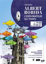 Exposition : Albert Robida (Musées de Compiègne)