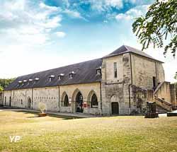 Abbaye de Maubuisson (Catherine Brossais - Conseil départemental du Val d'Oise)