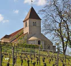 Église Saint-Saturnin (Société d'Histoire et d'Archéologie du Pays de Vergy)